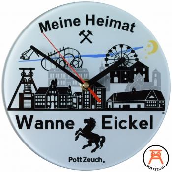 Glasuhr Wanne-Eickel