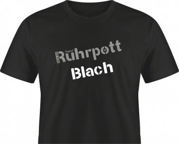 T-Shirt, Ruhrpott Blach